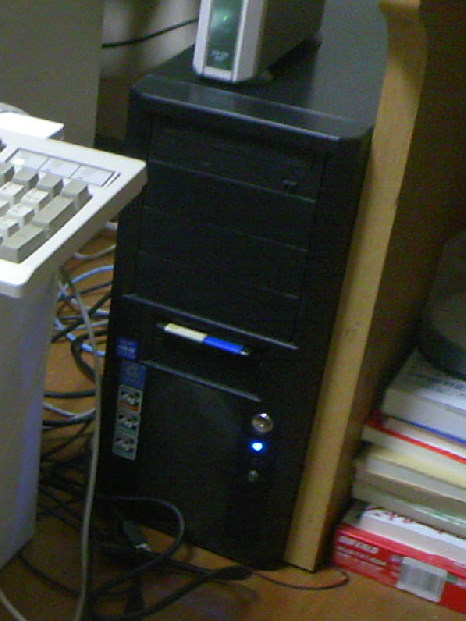 新次男PC